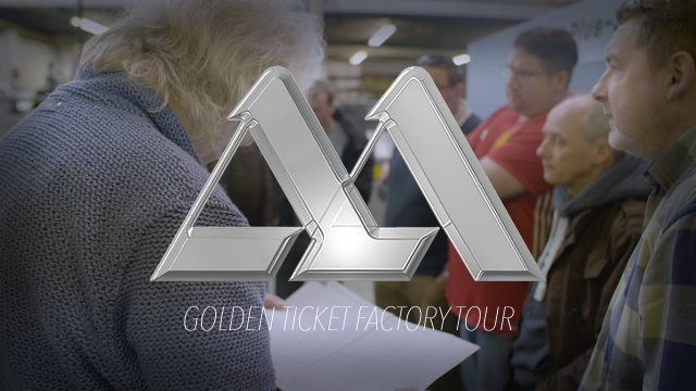 The Air Arms Golden Ticket Tour
