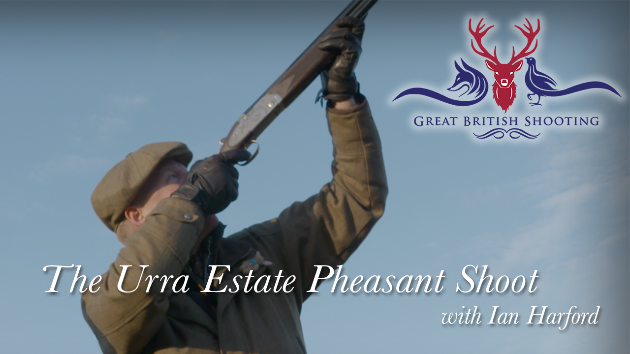 Shooting Pheasants at the Urra Estate with Ian Harford