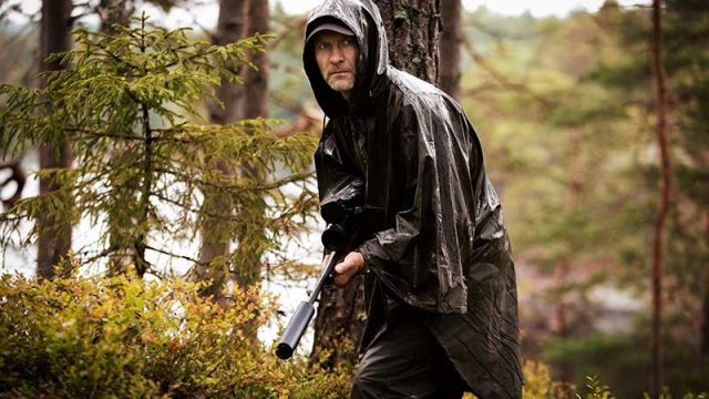 Explore the great outdoors with Deerhunter's latest rainwear collection