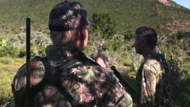 Hunting Impala in South Africa with Ian Harford