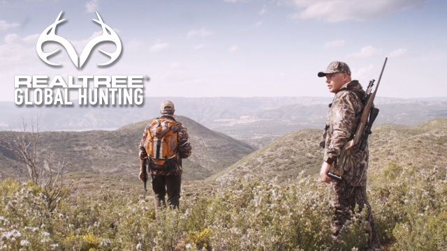 Hunting Ibex in Beceite, Spain with Ian Harford