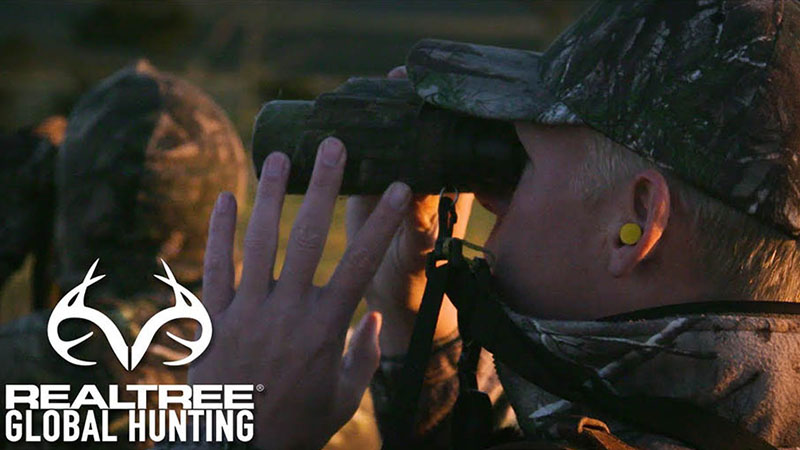Hunting Zebra in South Africa with Ian Harford