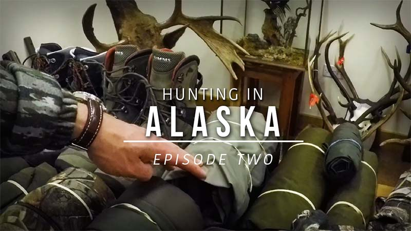 Alaska Video Diaries – Episode 2: The Essential Equipment