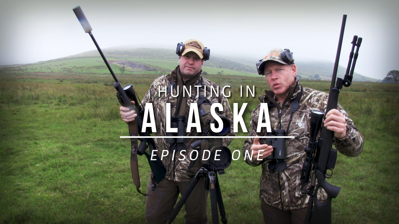 Alaska Video Diaries – Episode 1: Long range shooting skills