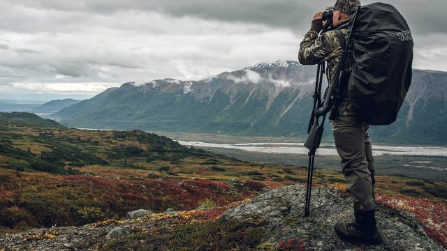 Top hunting essentials for the mountains of Alaska.