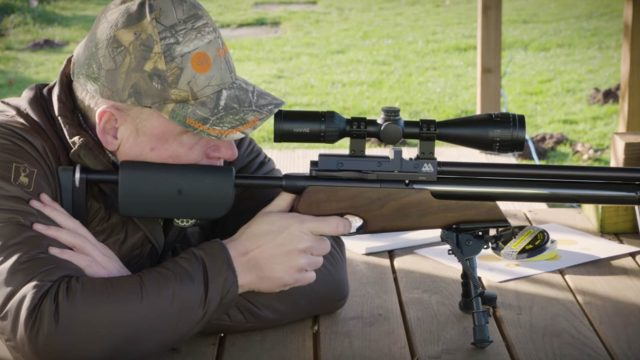 Great British Shooting: The Air Arms S510 TDR Review with Ian Harford