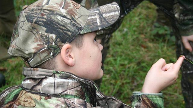 Realtree Global Supports BASC Young Shots Day.