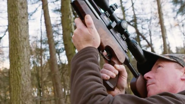 Great British Shooting: Squirrel Shooting with Eddie Jones