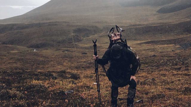 Hunting Grizzly Bear and Caribou in Alaska – The Big Pack Out