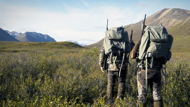 Self-guided Moose & Caribou Hunting in Alaska: Episode 2 – Two Magnificent Bulls!