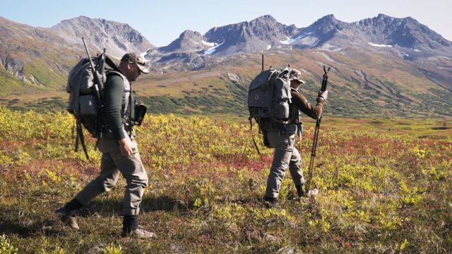 Self-Guided Moose & Caribou Hunting in Alaska: Episode 7 – Hunting Alaskan Moose.