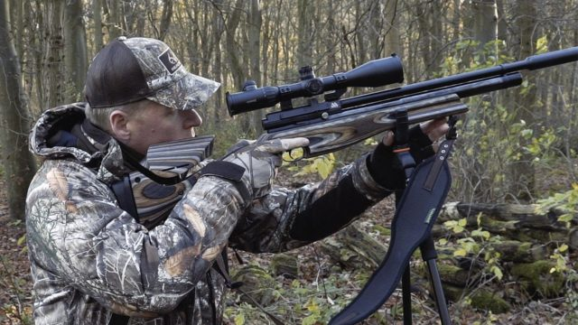 Squirrel Hunting with the Air Arms Ultimate Sporter