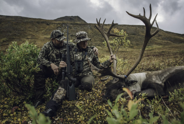 Ian Harford and Steve Wild Hunting Team Wild TV